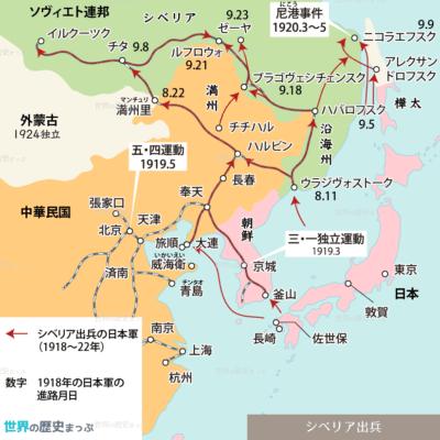 日本の中国進出