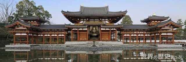 国風文化 国風文化の特色 国風文化 鳳凰堂 国風文化-貴族政治と国風文化