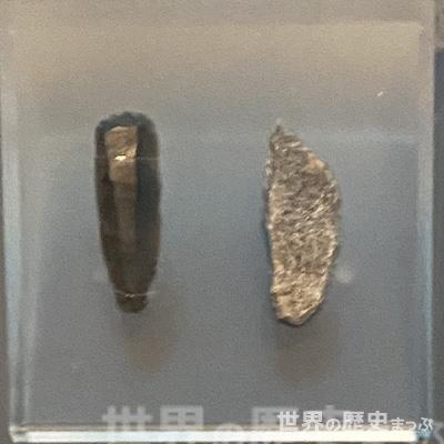後期旧石器文化の石器